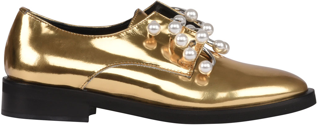 COLIAC anello gold derbies with zamak piercings 2329 AED
