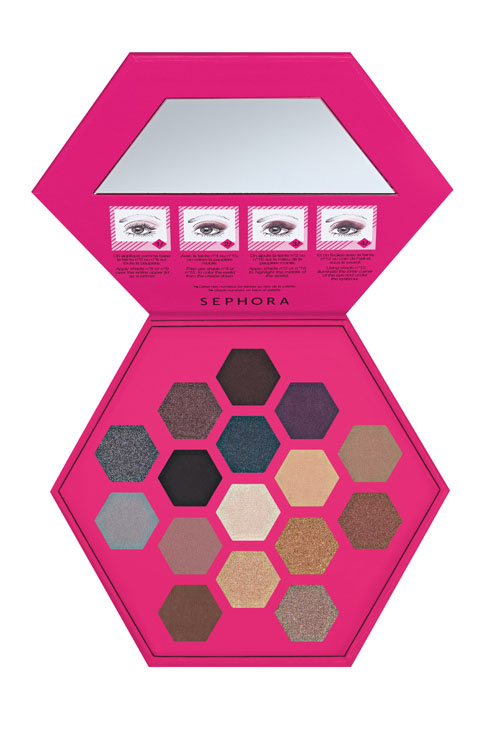 Sephora - The Graceful Palette Open - AED 129