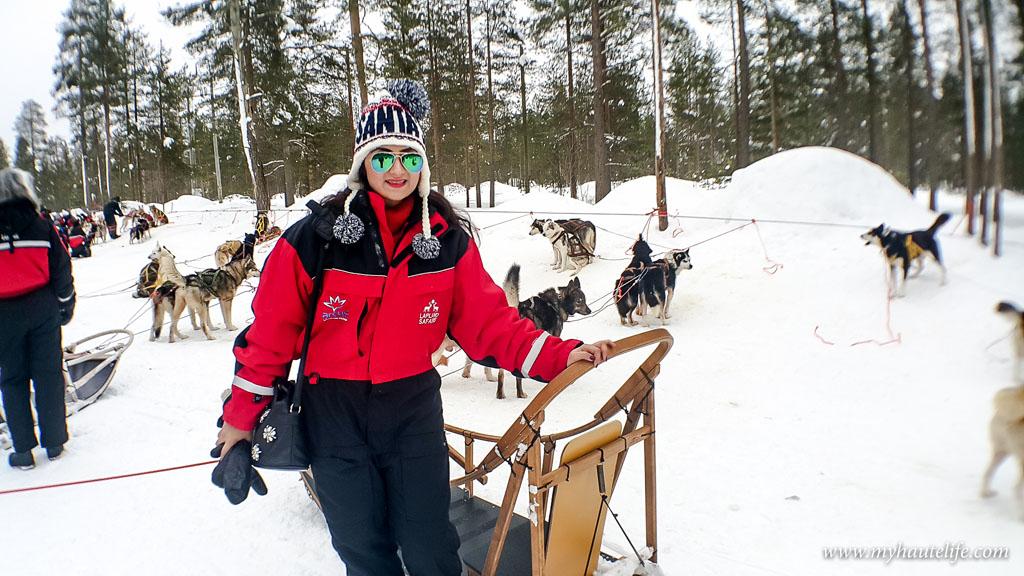 Husky Safari Rovaniemi2