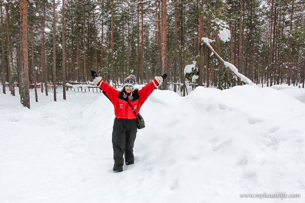 Husky Safari Rovaniemi21