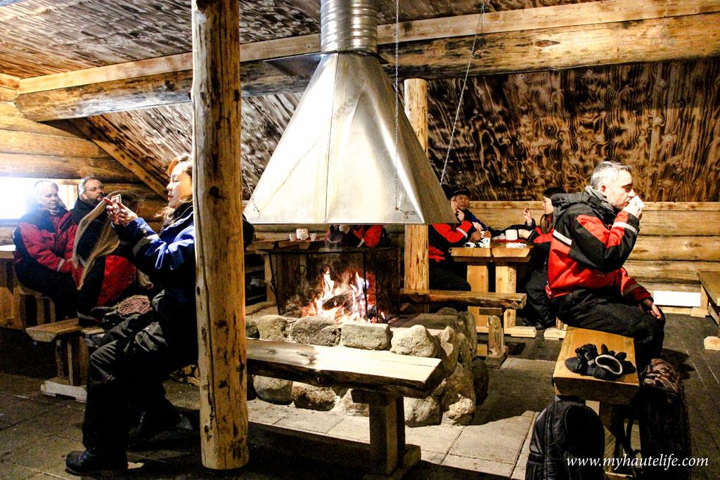 Husky Safari Rovaniemi23