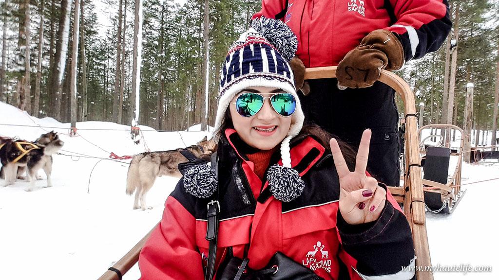 Husky Safari Rovaniemi4