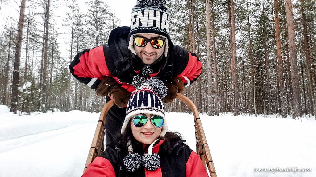 Husky Safari Rovaniemi8