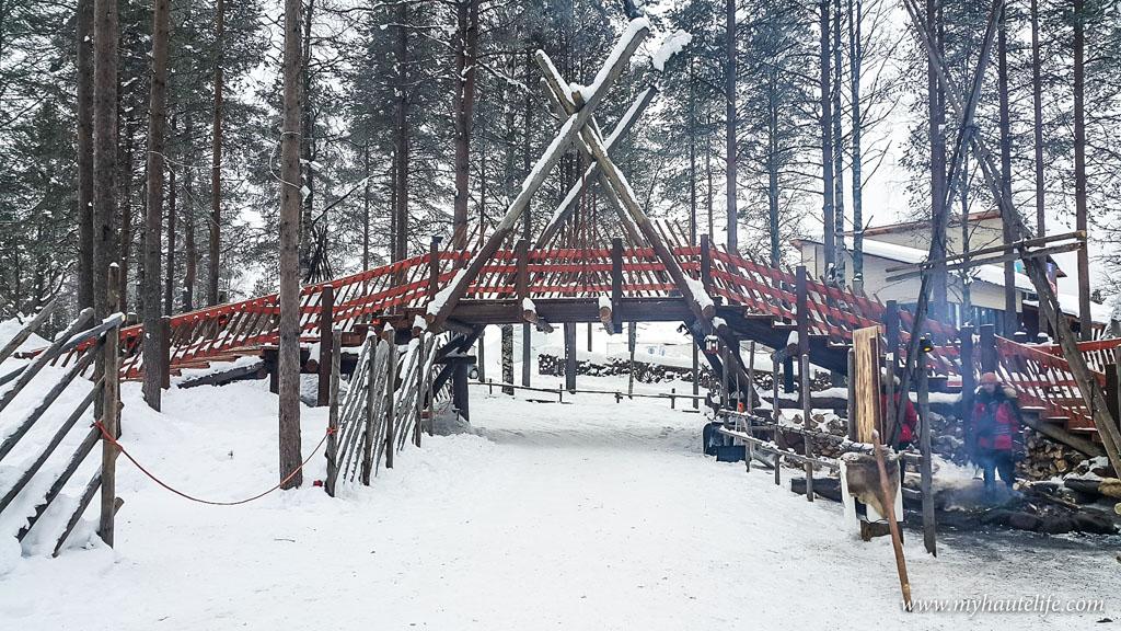 Reindeer Safari lapland10